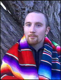 S. Donovan Mullaney, author of Follow the Wolf Moon, published by MJS Publishing Group, LLC.